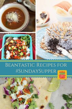 Beantastic Recipes f