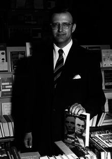 """Harry V. Jaffa (1918-2015) Harry Victor Jaffa (October 7, 1918 – January 10, 2015) was an American historian and professor. He was the Professor Emeritus at Claremont McKenna College and Claremont Graduate University and a distinguished fellow of the Claremont Institute. Robert P. Kraynak says his """"life work was to develop an American application of Leo Strauss's revival of natural-right philosophy against the relativism and nihilism of our times."""""""
