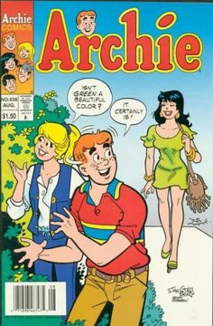 Buy Archie by Archie Superstars and Read this Book on Kobo's Free Apps. Discover Kobo's Vast Collection of Ebooks and Audiobooks Today - Over 4 Million Titles! Archie Comics Strips, Archie Comics Veronica, Archie Comics Characters, Archie Comic Books, Comic Book Characters, Old Comic Books, Old Comics, Vintage Comics, Archie's Weird Mysteries
