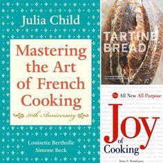 Kitchen Essentials: Cookbooks Everyone Should Have