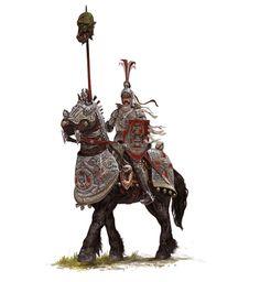 Warhammer Art Thread - Page 3 — Total War Forums Fantasy Battle, Fantasy Armor, Medieval Fantasy, Paladin, Warhammer Empire, Warhammer Fantasy Roleplay, Adrian Smith, Fantasy Images, Fantasy Pictures