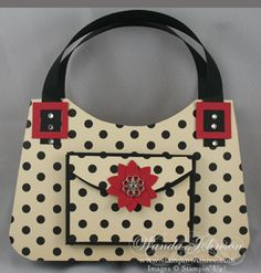 Love Letter Purse & Cards - Stampin' With Me!