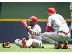 Reds Joey Votto MLB 6616