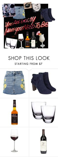 """""""You Are Exactly Where You Need To Be"""" by ncis-lover-dinozzo ❤ liked on Polyvore featuring Topshop, Disney, Ultimate, Monsoon, Villeroy & Boch and Crate and Barrel"""