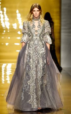 Reem Acra from Best Looks at New York Fashion Week Fall 2015 | E! Online