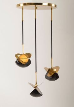 Firefly Pendant / Losh Design