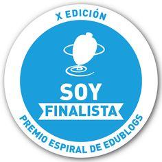 Finalista premio edublogs 2016