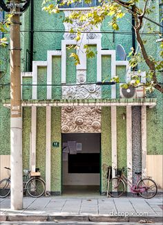 Washington apartments, Art Deco splendor in Shanghai