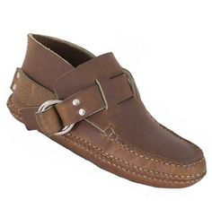 Walter Dyer Double Sole Ring Moccasin