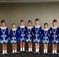 O' Hare school of irish dance @ 2013 mid america oireachtas