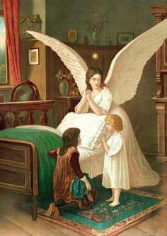 A guardian angel is an angel that is assigned to protect and guide a particular person, group, kingdom, or country. Belief in guardian angels can be traced thro Catholic Art, Religious Art, Gardian Angel, Angel Aesthetic, I Believe In Angels, Angel Pictures, Angels Among Us, Angel Art, Sacred Art