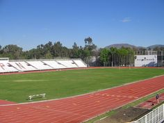 "IPN Estadio ""Wilfrido Massieu"", Zacatenco."