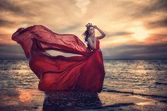 Sea princess by Tatyana Nevmerzhytska - Photo 134055891 - Fantasy Photography, Photography Editing, Outdoor Photography, Beach Photography, Creative Photography, Editorial Photography, Amazing Photography, Portrait Photography, Fashion Photography