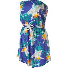 Billabong Count On You Bandeau Dress - Women's