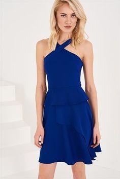 Trendyolmİlla Marka  Kadın Trendyolmilla Saks Yakası Çapraz Elbise || Saks Yakası Çapraz Elbise TRENDYOLMİLLA Kadın                        http://www.1001stil.com/urun/3553311/trendyolmilla-saks-yakasi-capraz-elbise.html?utm_campaign=Trendyol&utm_source=pinterest