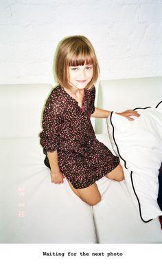 Etoile No.5 + Zara Kids. www.etoileno5.com Amazing Lookbook