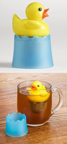 Duck Tea Infuser ♥ SO cUte!