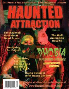 Haunted Houses : News, Ideas & Info