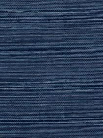 Allen roth navy blue grasscloth unpasted textured for Paintable grasscloth wallpaper