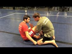 My favorite grappling SWEEP! - YouTube