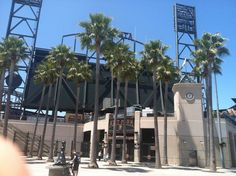 AT Park home of the SF Giants http://www.sfbayhomes.com #sfbayhomes.com