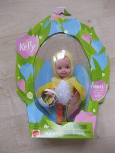 ***Shelly / Kelly Nikki Happy Easter Mattel 2002 Neu OVP Rarität Barbie in Spielzeug, Puppen & Zubehör, Mode-, Spielpuppen & Zubehör | eBay!