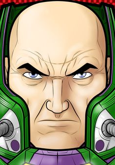 Lex Luthor by Thuddleston on DeviantArt Steven Universe Characters, Marvel Characters, Comic Face, Blue Lantern, Cat Icon, Lex Luthor, Comic Character, Marvel Dc, Amazing Art
