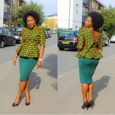 Here are some lovely Unique Ankara Styles: Ankara Lover wills get the Best in This Collection,Check out these beautiful styles we have sourced just for you. African Print Dresses, African Print Fashion, Africa Fashion, African Fashion Dresses, African Dress, Men's Fashion, Fashion Styles, African Prints, African Tops