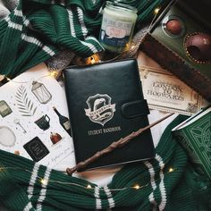 """buttermybooks:  """"Happy Sunday! What hogwarts house are you? TAG YOUR FAV SLYTHERIN SO I KNOW WHO TO VISIT IN OUR COMMON ROOM   """""""