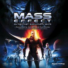 Mass Effect Original Game Soundtrack CD