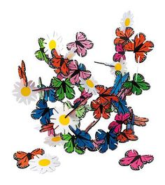 Connectagons® Butterflies and Flowers