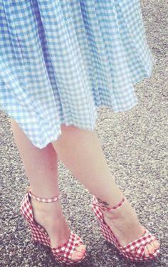 Total picnic attire.