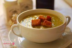 Sopa de verduras al curry. | Cuchillito y Tenedor