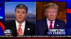 Donald Trump is now being advised by 'Fox News' conspiracy theorist Sean Hannity | US elections | News | The Independent