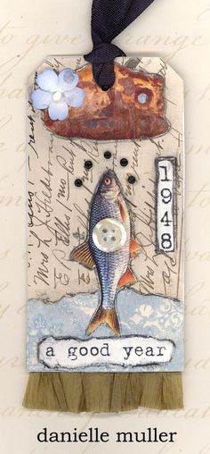 Decorative Tag