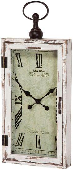 Mercana Watterson Wall/Desktop Clock
