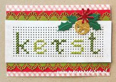 Cross Stitch Cards, Cross Stitch Borders, Cross Stitches, Marianne Design, Pattern, Christmas, Stamps, Stitch Design, Paper Envelopes