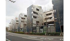 Steven Holl | Apartamentos Nexus World | Fukuoka, Japón | 1989-1991 |