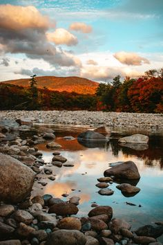 New England Fall, Back Road, Beautiful Places To Visit, Places Around The World, New Hampshire, Nature Photography, Scenery, Vacation, Landscape