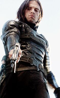 the winter soldier, bucky barnes