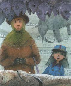 Igor Oleynikov  How did the she-elephant fall  from sky