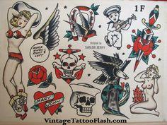 original sailor jerry tattoo flash ink pinterest more sailor jerry tattoos sailor jerry. Black Bedroom Furniture Sets. Home Design Ideas