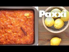 Λεμονόπιτα σιροπιαστή σε στιλ πατσαβουρόπιτας, να λιώνει στο στόμα και να το πλημμυρίζει με το γλυκό της άρωμα!