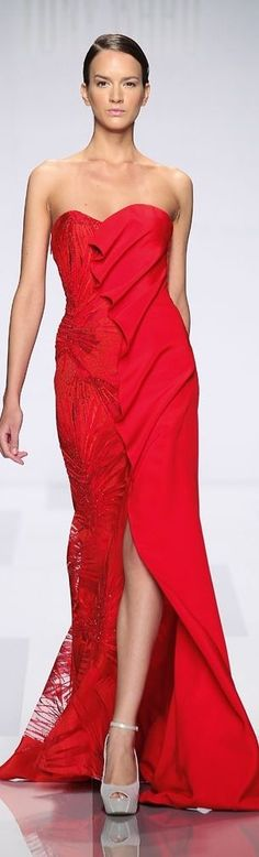 Tony Ward Haute Couture Fall/Winter 2013-2014 #DeliveringTrust #OnlineShopping http://www.shoppemall.com/