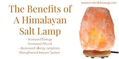 A few short months ago I purchased my very first Himalayan Salt lamp.  I had heard of its amazing benefits and I wanted to see for myself if it could support wellbeing like I had heard.  Now, that ...