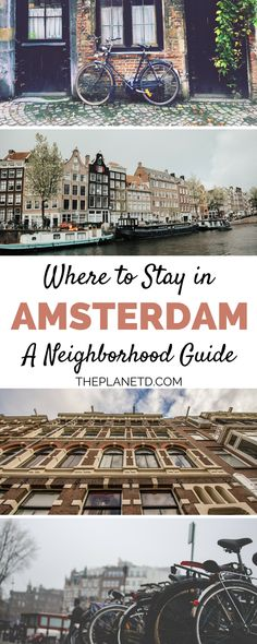 Where to stay in Ams