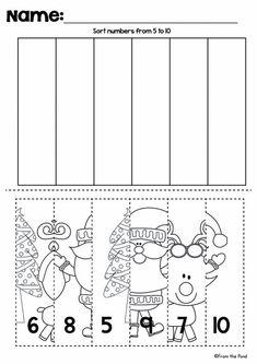 5 Free Math Worksheets Second Grade 2 Measurement Metric Units Capacity L Ml line puzzel math cut and paste number line puzzles math worksheets preschool math games for grade 2 Christmas Worksheets Kindergarten, Preschool Christmas, Christmas Activities, In Kindergarten, Preschool Activities, Christmas Puzzle, Puzzle Crafts, Free Math Worksheets, Bulletins