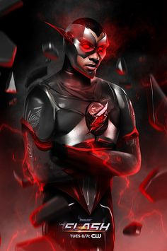 The Flash Season 2 LGX Promos on Character Design Served