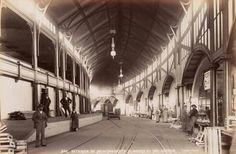 Melbourne  - old fish  market.