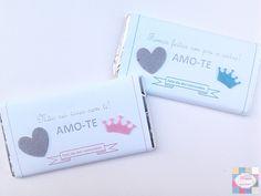 Chocolate bem docinhos com mensagens personalizadas   PERSONALIZE o a cinta de chocolate com uma mensagem única.  +INFO: mimeoseubebe@gmail.com ou mensagem privada   #mimeoseubebe #mime #diadosnamorados #romantico #porqueteamo